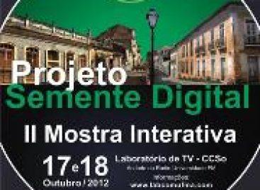 II Mostra Interativa é uma das atrações da SNCT 2012