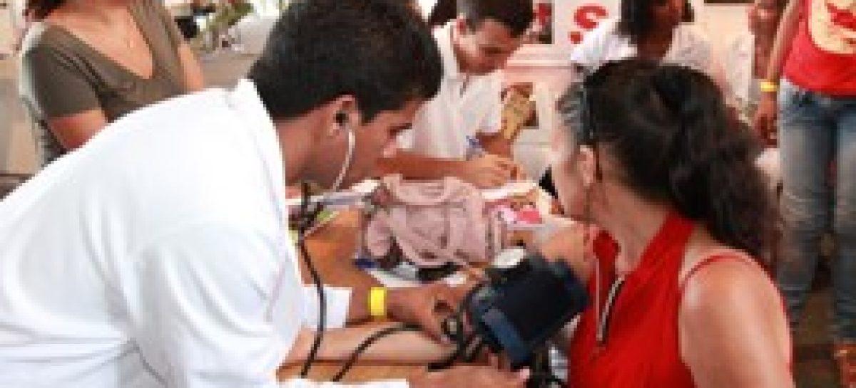 Serviços em saúde têm alta procura na SNCT