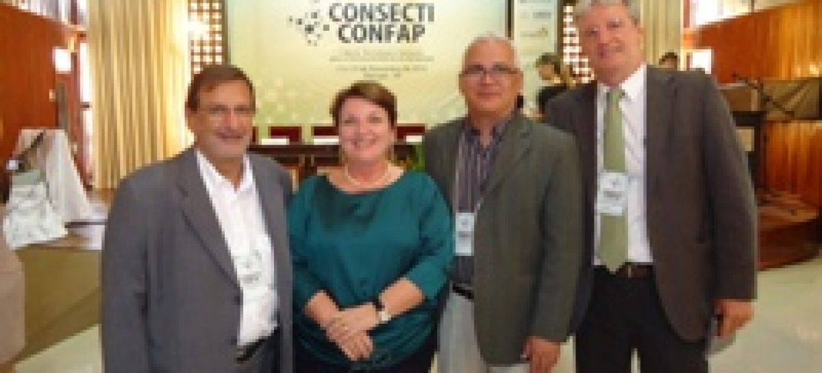 Confap e Consecti encerram o último Fórum Nacional deste ano