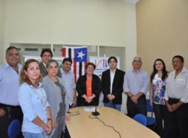 MINISTRO DE CIÊNCIA E TECNOLOGIA INAUGURA REDE DE GESTÃO INTEGRADA