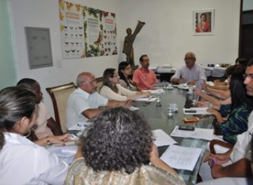 Presidente da FAPEMA se reúne com coordenadores para avaliar ações realizadas em 2012 e definir metas para 2013