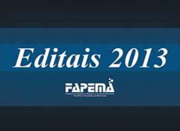 Pacote de editais 2013 da FAPEMA será lançado nesta sexta-feira