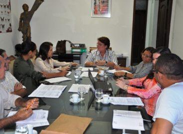 FAPEMA e Secretaria de Cultura definem criação de editais para museus e Economia Criativa