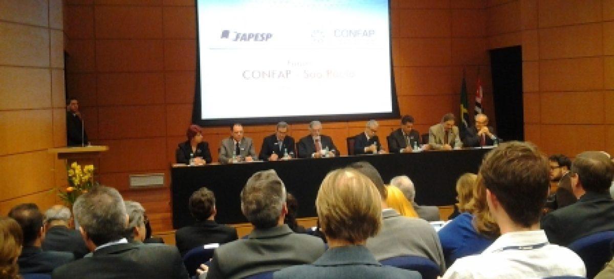 Fórum Nacional do Confap segue até hoje em São Paulo