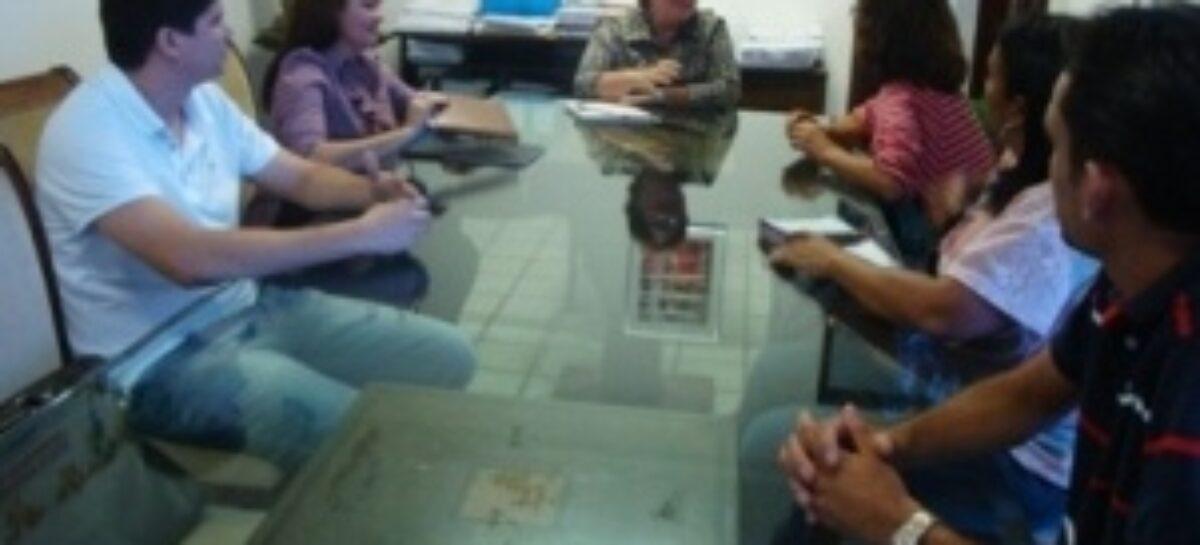 Ações para Mostra Científica 2013 em Caxias são apresentadas à FAPEMA