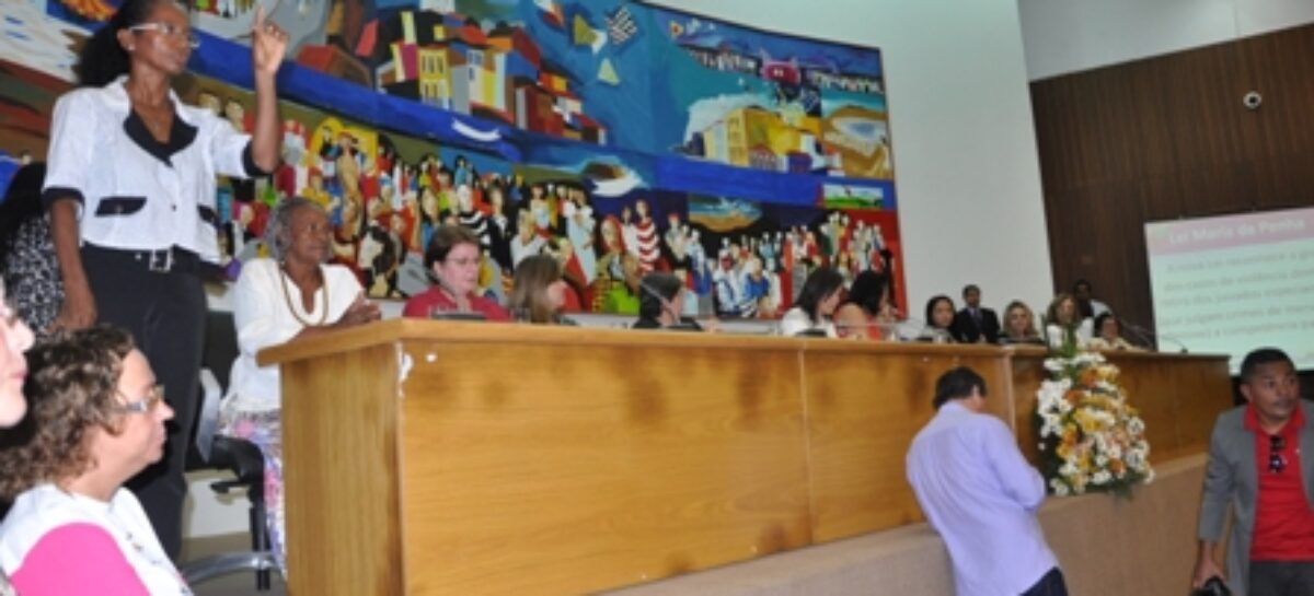 Governo inaugura Biblioteca Maria da Penha
