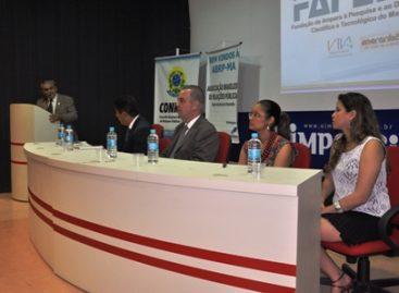 FAPEMA apresenta seu trabalho de organização de eventos em Seminário de Relações Públicas