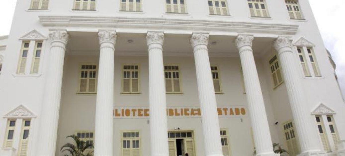 Governadora inaugura Biblioteca Pública Benedito Leite nesta quinta-feira, 09