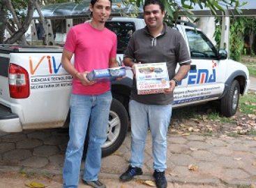 FAPEMA doa equipamentos de informática para o projeto Reciclagem Digital