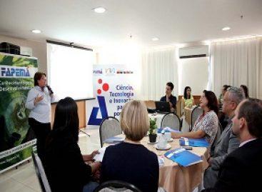 FAPEMA reúne parceiros da SNCT para tratar da organização do evento