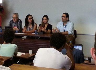 Encontro entre profissionais da imprensa e acadêmicos de Comunicação Social discute os caminhos para a divulgação científica