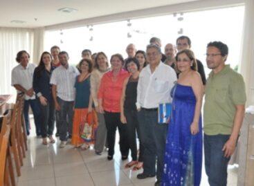 Consultores da FAPEMA se reúnem para julgamento do edital Universal
