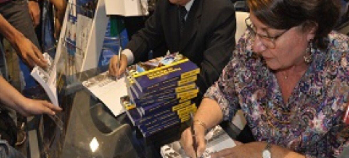 """FAPEMA lança a terceira edição de seu livro """"Pesquisadores do Maranhão"""" na 65ª SBPC"""