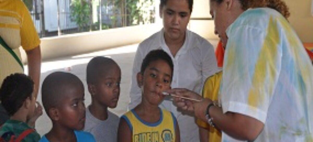 SBPC Mirim é novidade na 65ª Reunião Anual da SBPC, em Recife