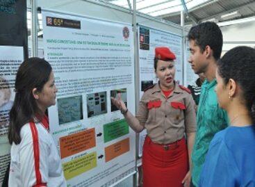 Colégio Militar 2 de Julho apresenta estratégia de ensino aos estudantes do Ensino Médio na 65ª SBPC