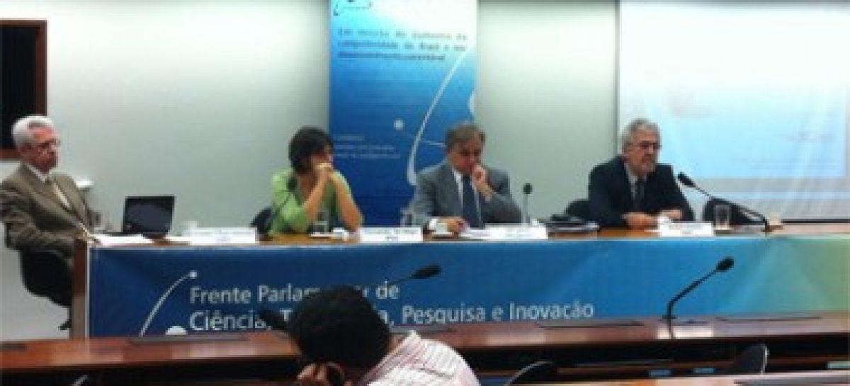 Investimento público alavanca investimento privado em P&D, afirma Ipea