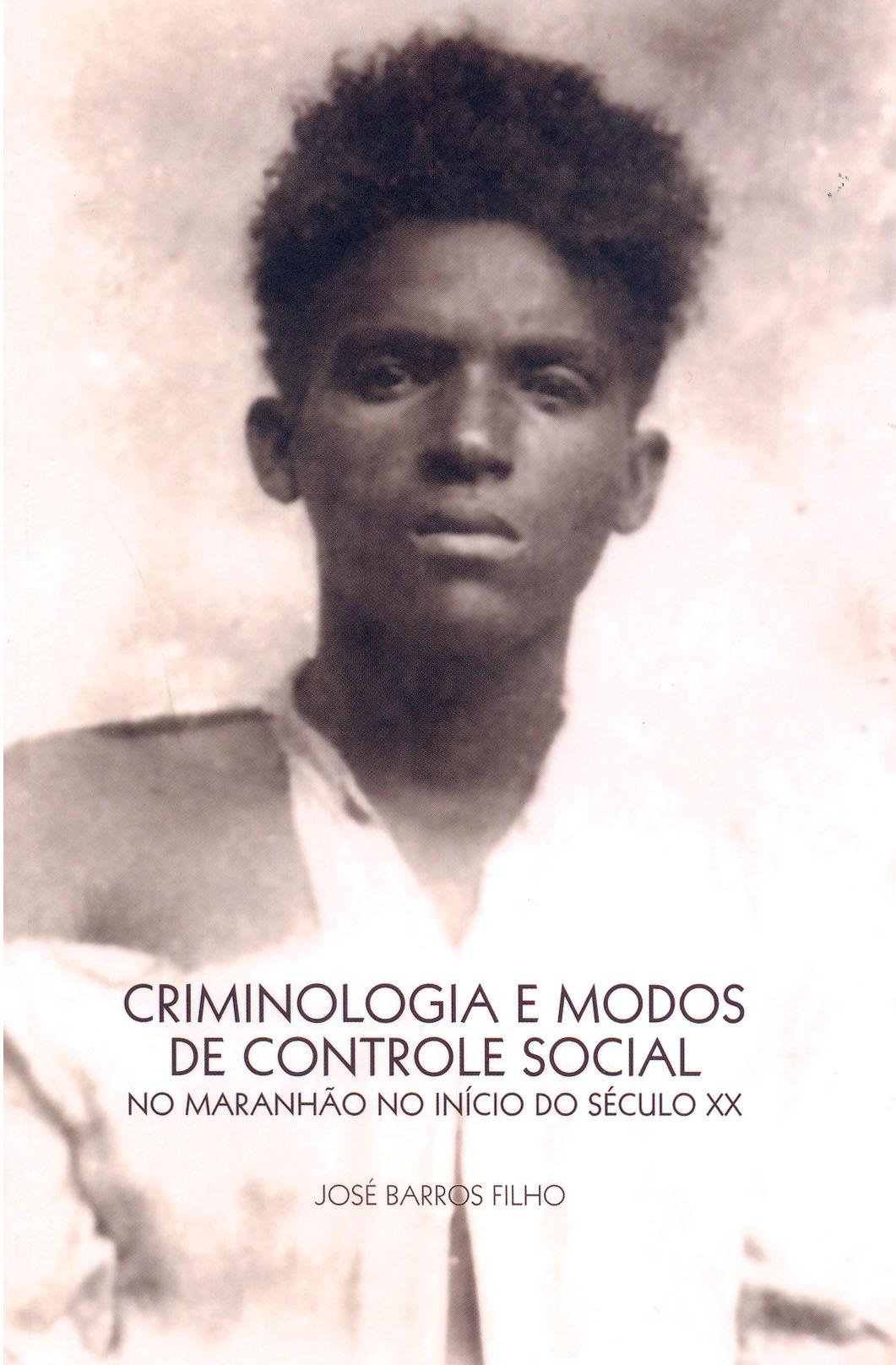 Capa livro Criminologia