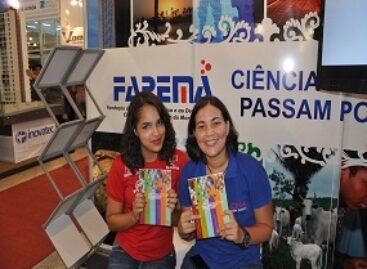 Publicações da FAPEMA são sucesso na XIII Fecoimp, em Imperatriz