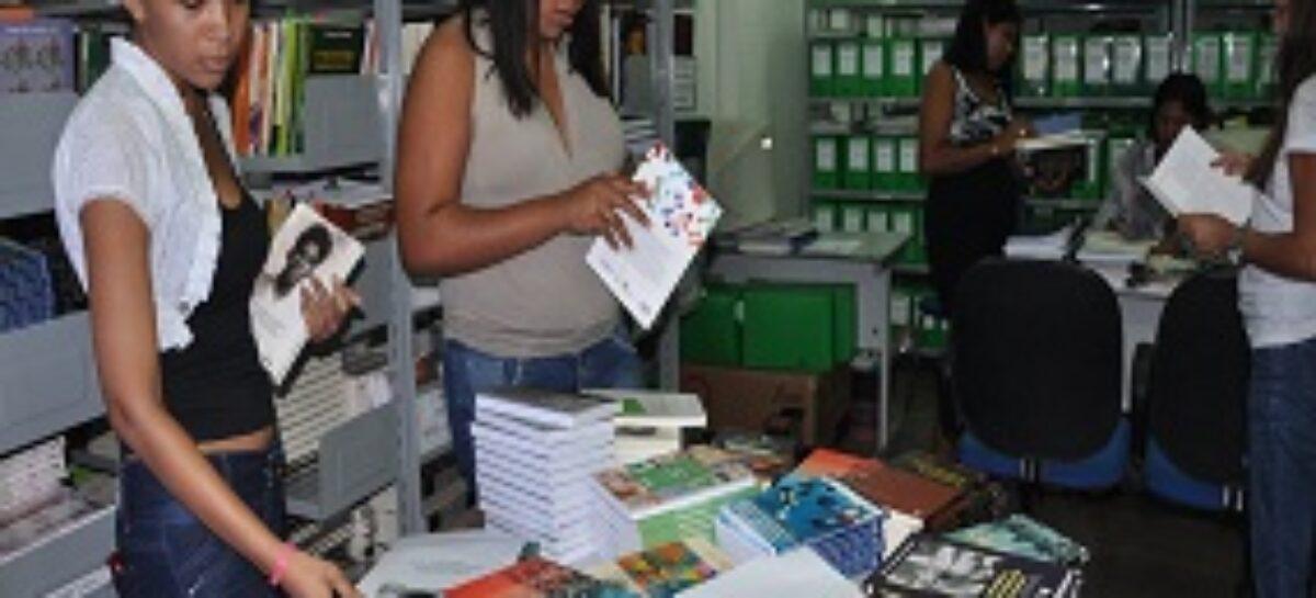 Campanha de doação de livros da FAPEMA chega ao final