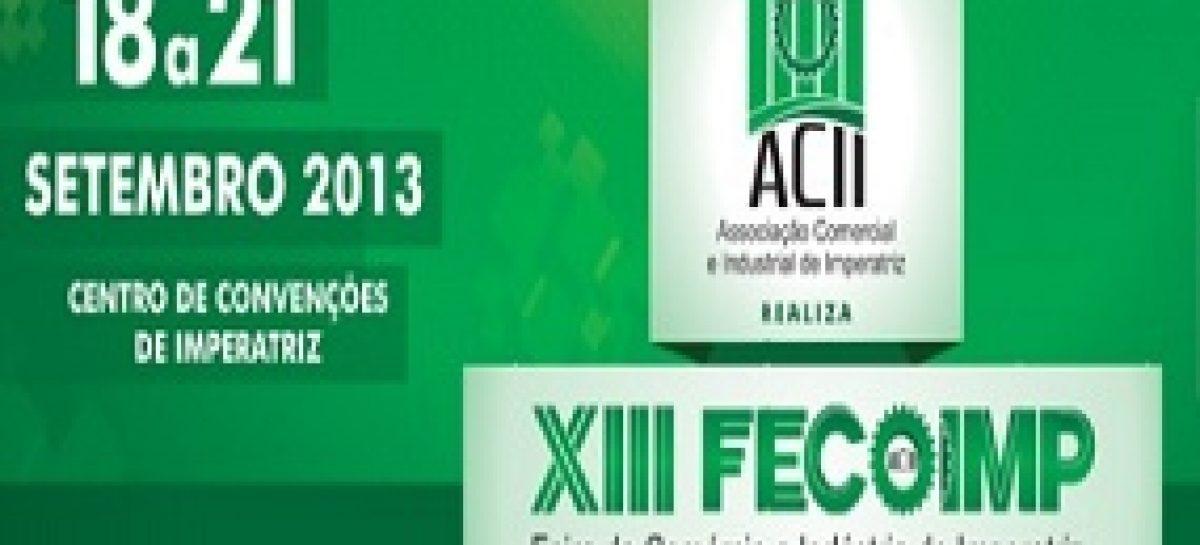 FAPEMA participa da FECOIMP 2013