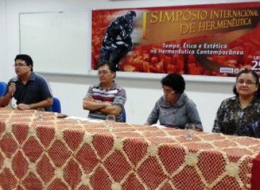 Simpósio apoiado pela FAPEMA discute o método hermenêutico na Filosofia e demais ciências humanas