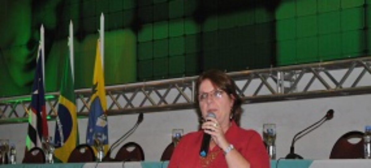 Presidente da FAPEMA ministra palestra durante II SENIFIT, em São Luís