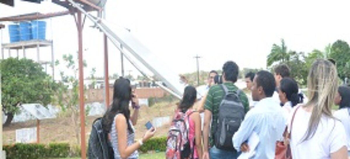 Visita à Casa Solar do SENAI: Um mergulho na sustentabilidade