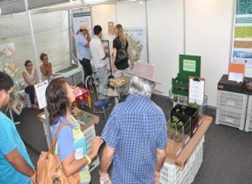 Inovações em tecnologia mostradas na SNCT procuram melhorar o uso de recursos naturais
