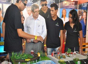 Vice-governador Washington Luís visita SNCT elogia a mobilização em prol da Ciência e Tecnologia