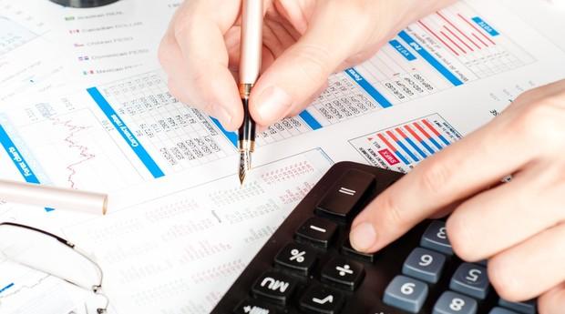 calculadora financas contabilidade