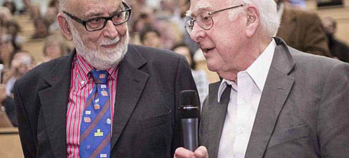 """Postuladores da """"partícula de Deus"""" levam Nobel de Física"""