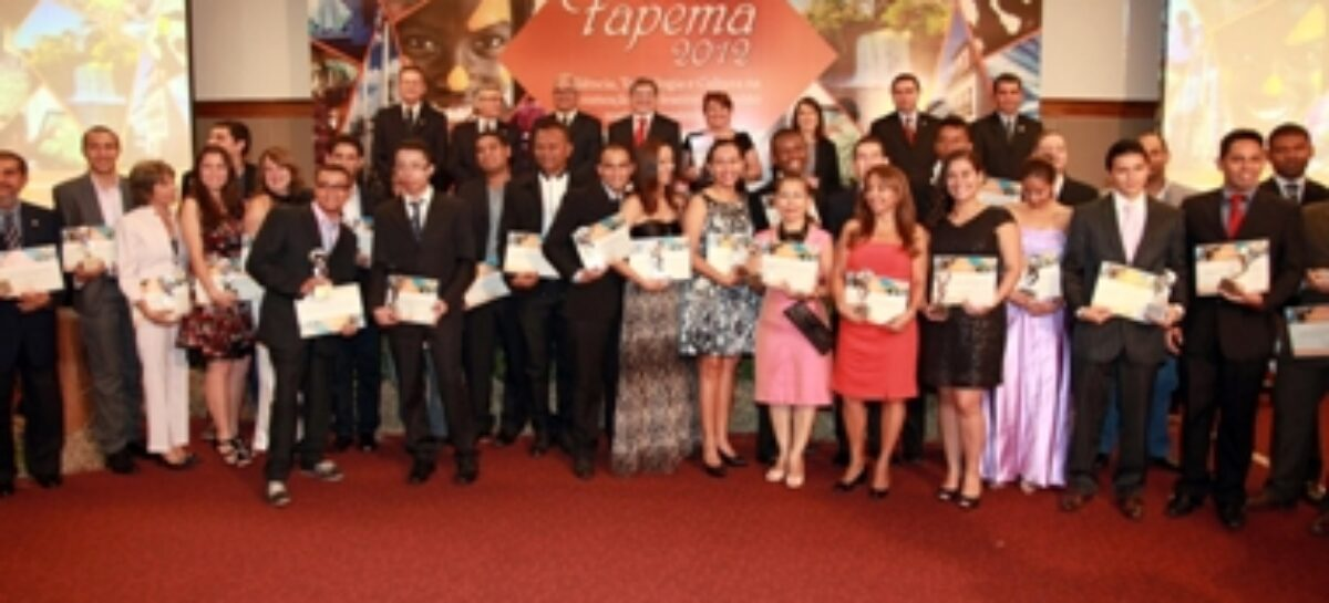 Prêmio Fapema será realizado nesta segunda-feira no Teatro Artur Azevedo