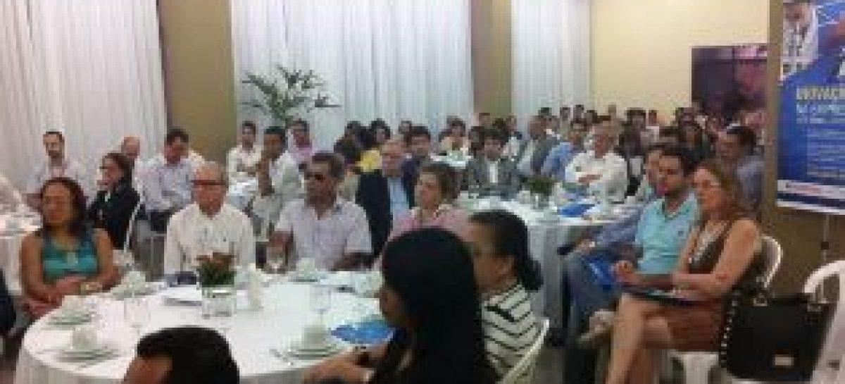 Edital Tecnova é apresentado a empresários do estado em um café da manhã