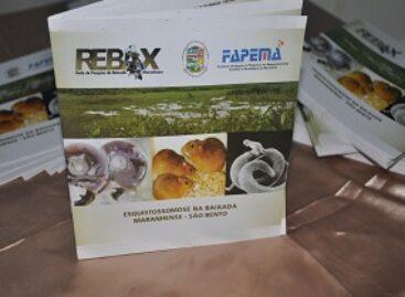 Cartilhas educativas são lançadas pela Rede de Pesquisa da Baixada, em São Bento