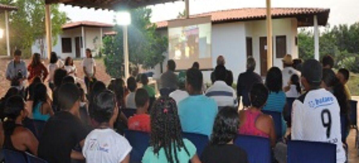 Projeto Conexão Rural apresenta documentários à comunidade do Taim