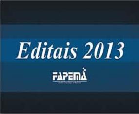 editais 2013 sad