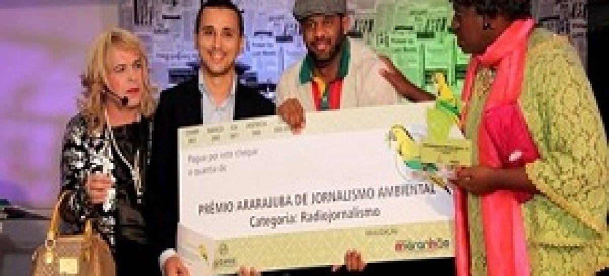 FAPEMA é destaque em premiação de jornalismo ambiental
