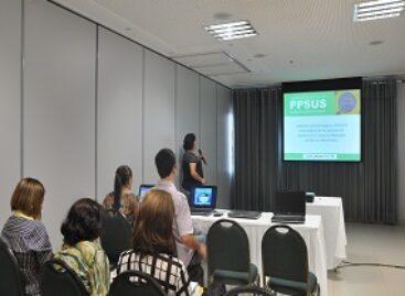 Seminário PPSUS encerra atividades com mostras eficazes de trabalhos para melhoria da Saúde no estado