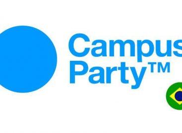 Campus Party começa hoje