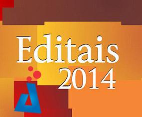Editais2014 site