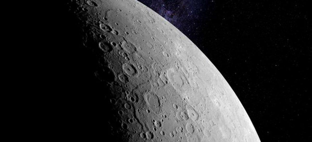 Pesquisa identifica sinais de encolhimento de Mercúrio