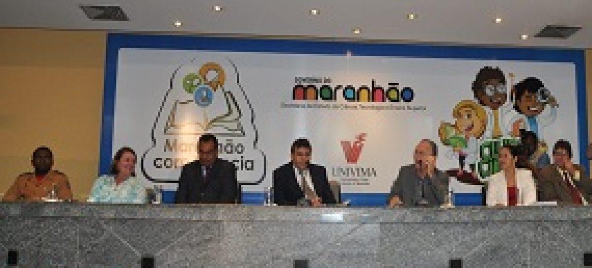 FAPEMA participa de lançamento do Programa Maranhão Com Ciência