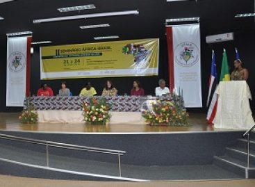 FAPEMA participa da abertura de seminários voltados ao estudo da África