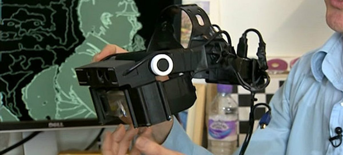 Óculos inteligentes ajudam deficientes visuais a enxergar