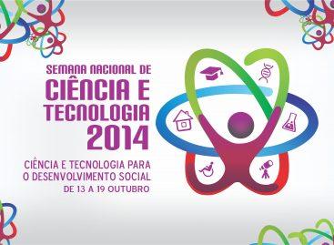 Está no ar o site da Semana Nacional de Ciência e Tecnologia 2014 do MICTI