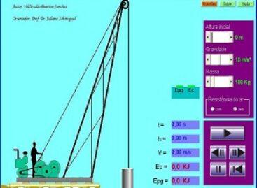Aplicativo com animações interativas auxilia no ensino de Física