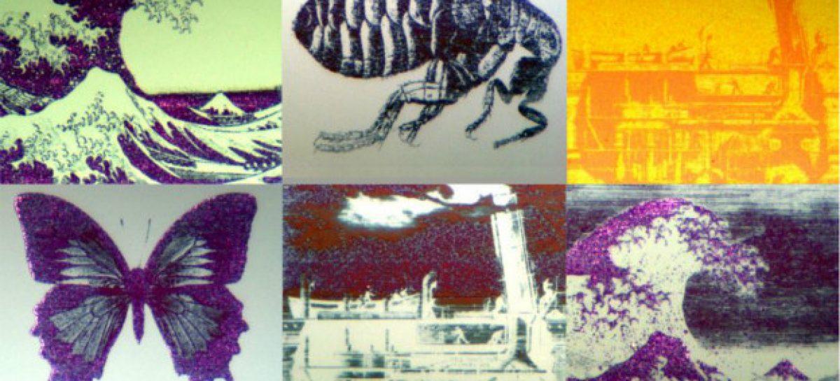 Técnica gera 'nanopixels' para telas de 'ultrarresolução'
