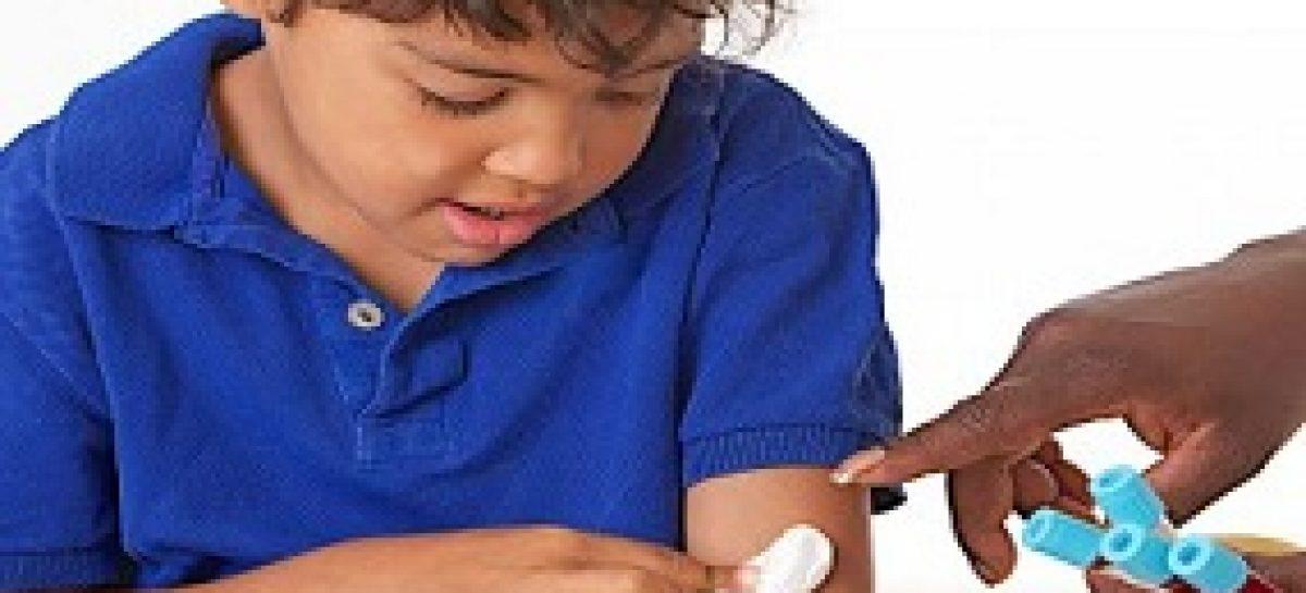 Cartilhas educativas auxiliam a comunidade na prevenção da anemia infantil