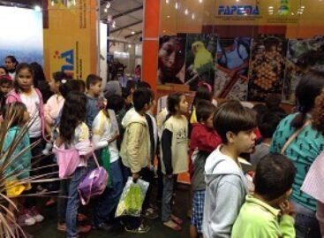 ExpoT&C recebe público diário de mais de 10 mil pessoas, stand FAPEMA é um dos mais concorridos