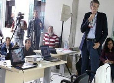 Ganhador do Prêmio Nobel fala sobre mudanças climáticas durante 66ª SBPC no Acre
